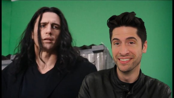 Jeremy Jahns - The disaster artist - teaser trailer review