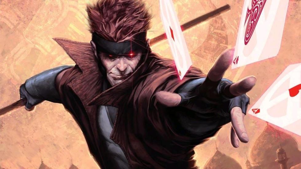 X-Men film 'Gambit' toch niet dood