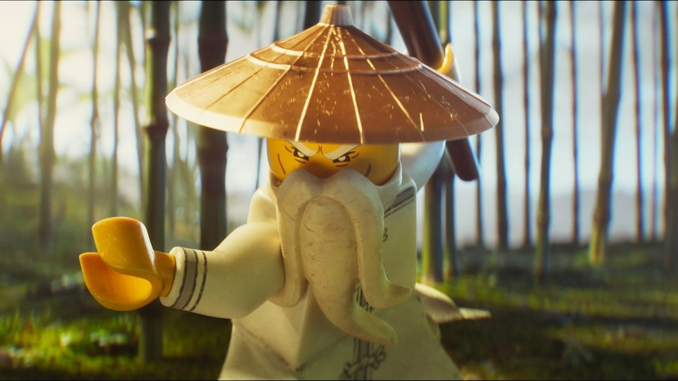 De 'Lego Ninjago'-trailer is awesome