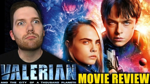 Chris Stuckmann - Valerian and the city of a thousand planets - movie review