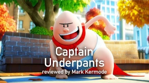 Kremode and Mayo - Captain underpants reviewed by mark kermode