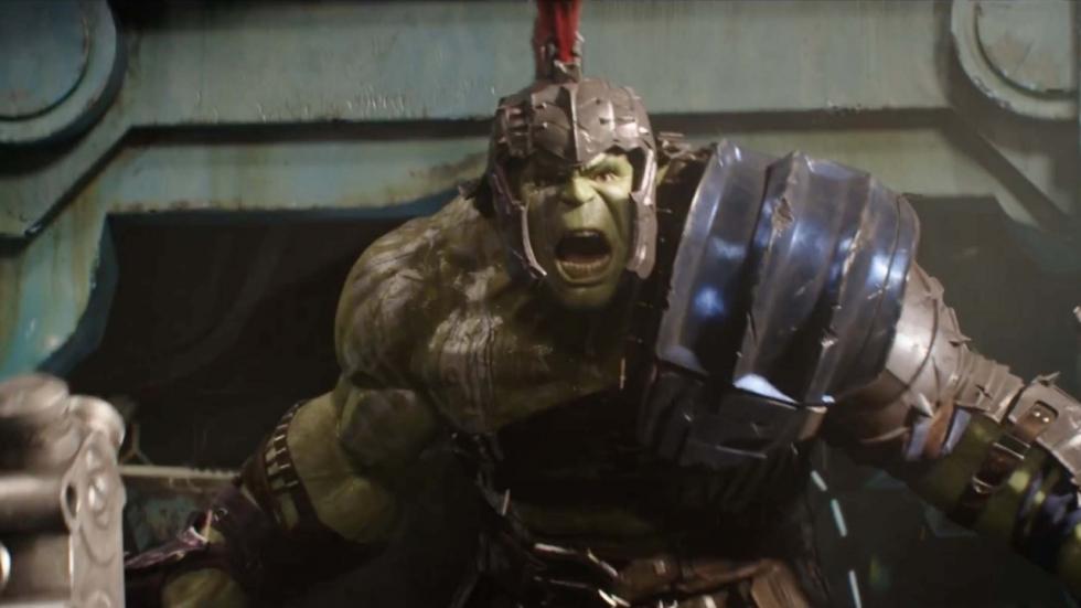 Bekijk de nieuwe trailer van Marvels 'Thor: Ragnarok'