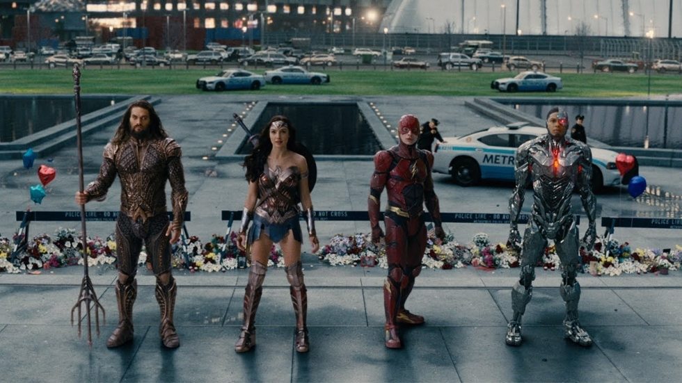 'Wonder Woman 2', 'Flashpoint' en meer DC-aankondigingen