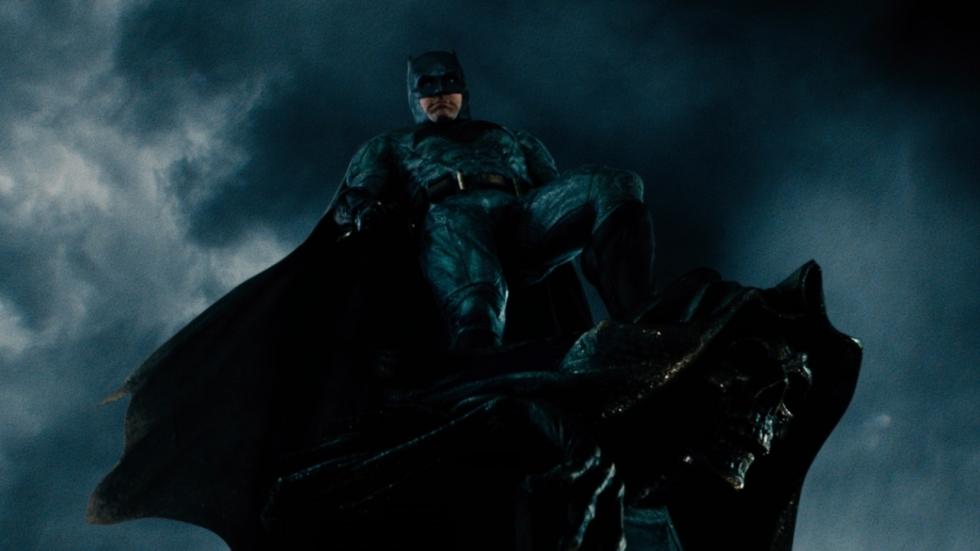 Ben Affleck reageert op verhalen vertrek als Batman