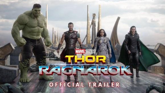 Thor: Ragnarök trailer