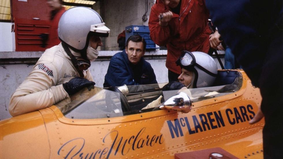 Blu-Ray Review: McLaren