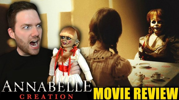Chris Stuckmann - Annabelle: creation - movie review