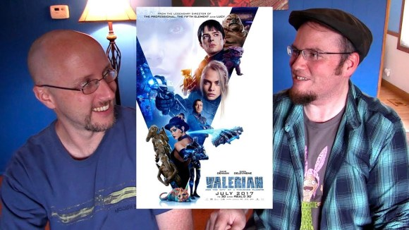Channel Awesome - Valerian and the city of a thousand planets - sibling rivalry