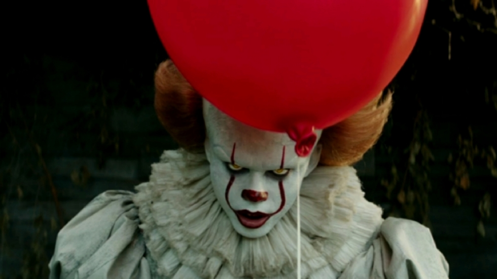 Comic Con-beelden 'IT': bloeddorstige Pennywise & ontstaan The Losers Club
