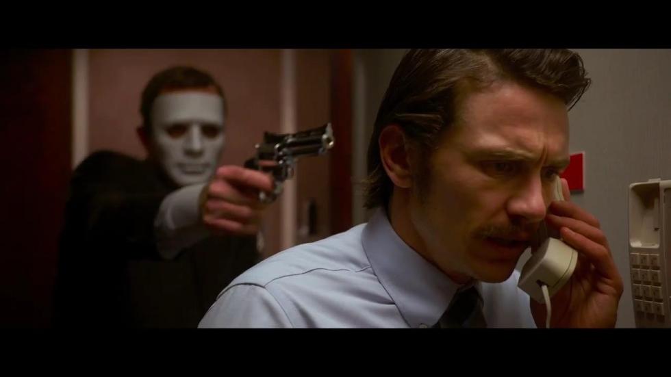 Misdaad loont niet in trailer horrorfilm 'The Vault'