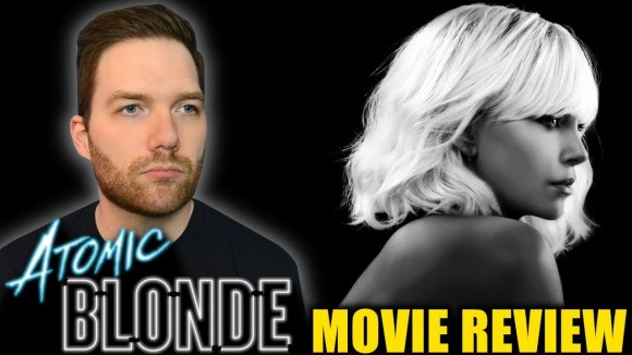 Chris Stuckmann - Atomic blonde - movie review