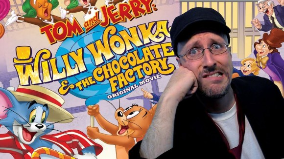 Channel Awesome - Tom and jerry: willy wonka & the chocolate factory – nostalgia critic
