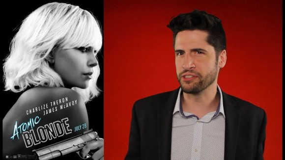 Jeremy Jahns - Atomic blonde - movie review