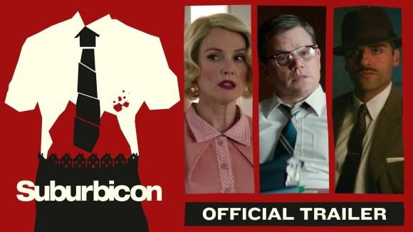 Suburbicon - Official Trailer