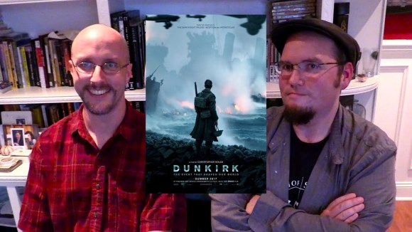 Channel Awesome - Dunkirk - sibling rivalry