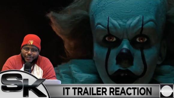 Schmoes Knows - It trailer #2 reaction