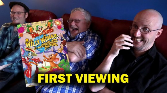 Channel Awesome - Tom and jerry and willy wonka - 1st viewing