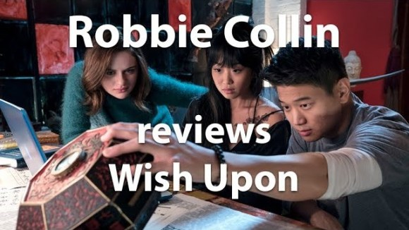 Kremode and Mayo - Robbie collin reviews wish upon