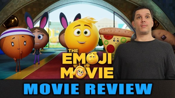 Schmoes Knows - The emoji movie review