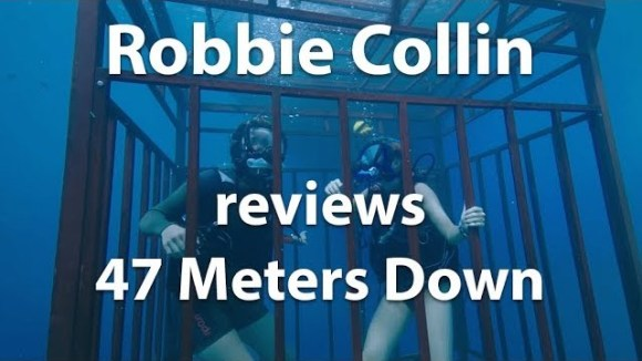 Kremode and Mayo - Robbie collin reviews 47 meters down