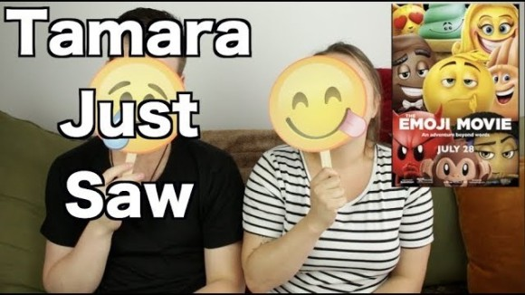 Channel Awesome - The emoji movie - tamara just saw