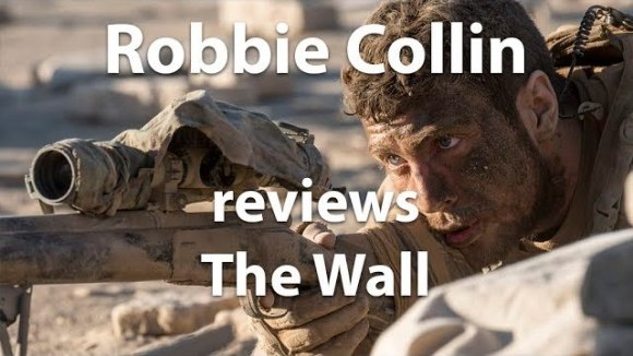 Kremode and Mayo - Robbie collin reviews the wall