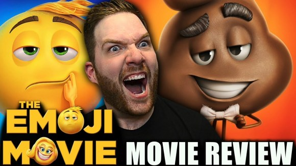 Chris Stuckmann - The emoji movie - movie review