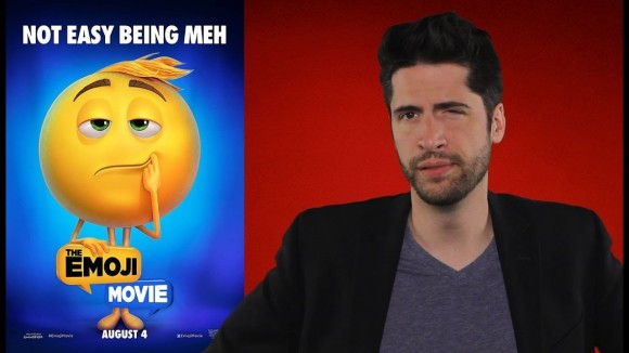 Jeremy Jahns - The emoji movie - movie review