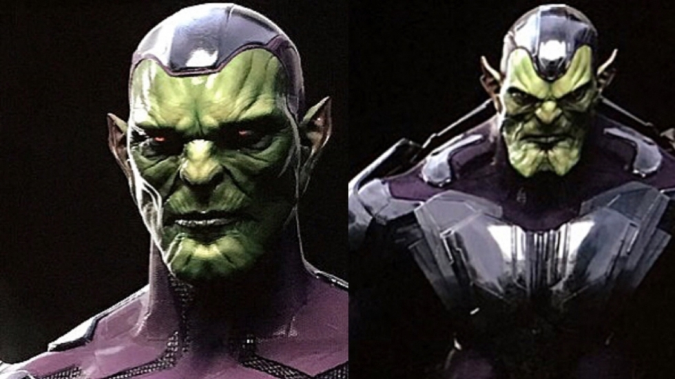 Skrulls uit 'Captain Marvel' onthuld