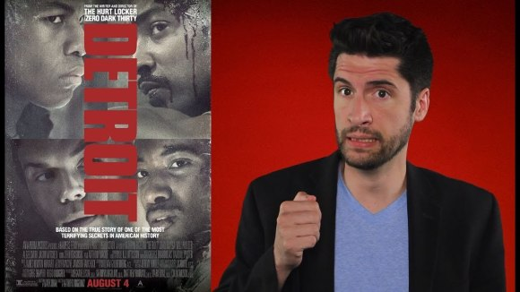 Jeremy Jahns - Detroit - movie review