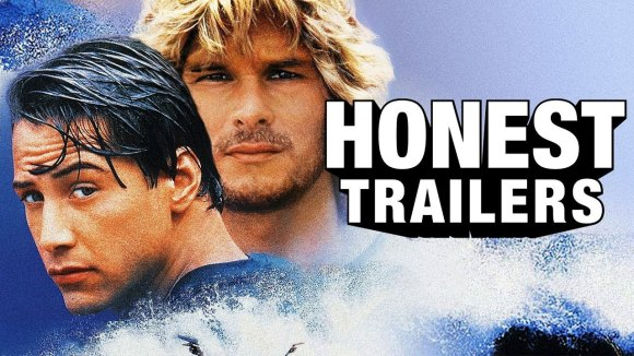 ScreenJunkies - Honest trailers - point break (1991)