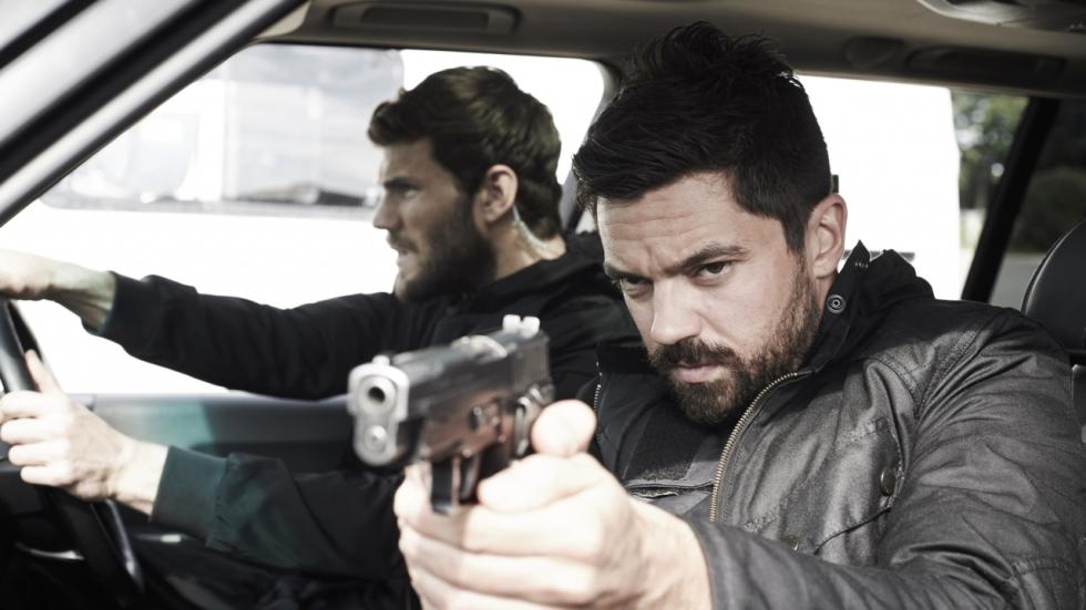 Spannende spionage in trailer actiefilm 'Stratton'