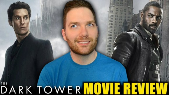 Chris Stuckmann - The dark tower - movie review