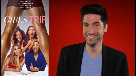 Jeremy Jahns - Girls trip - movie review