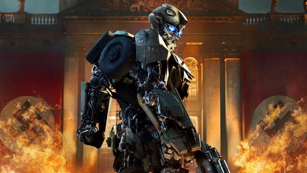 Schrijversruimte 'Transformers' al opgeheven