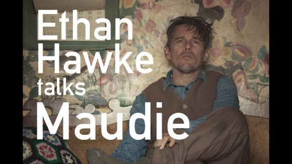 Kremode and Mayo - Ethan hawke interviewed by ben bailey smith