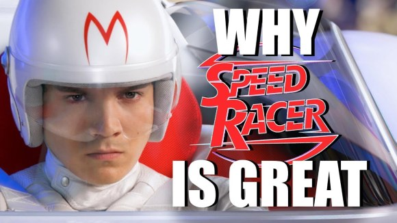 Schmoes Knows - Why speed racer is great