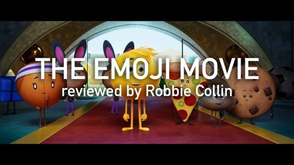 Kremode and Mayo - The emoji movie reviewed by robbie collin