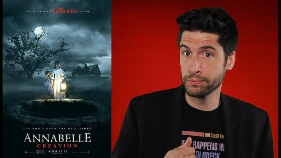 Jeremy Jahns - Annabelle: creation - movie review