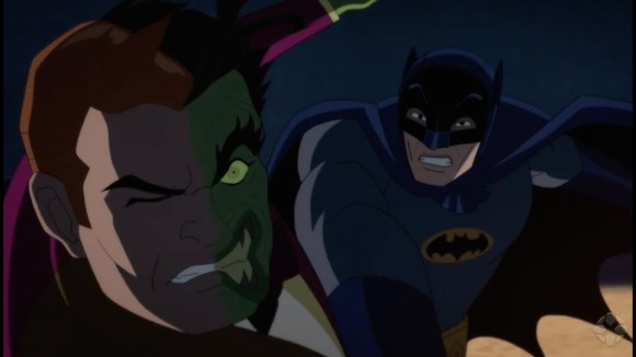 Batman vs. Two-Face - trailer