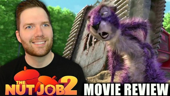 Chris Stuckmann - The nut job 2: nutty by nature - movie review