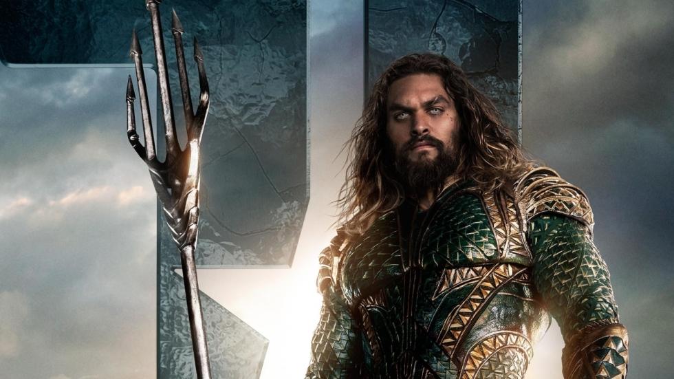 'Aquaman' opnames zijn erg complex