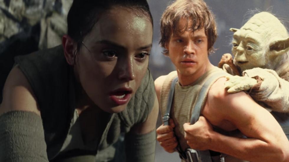 Gaat 'The Last Jedi' op 'Empire Strikes Back' lijken?