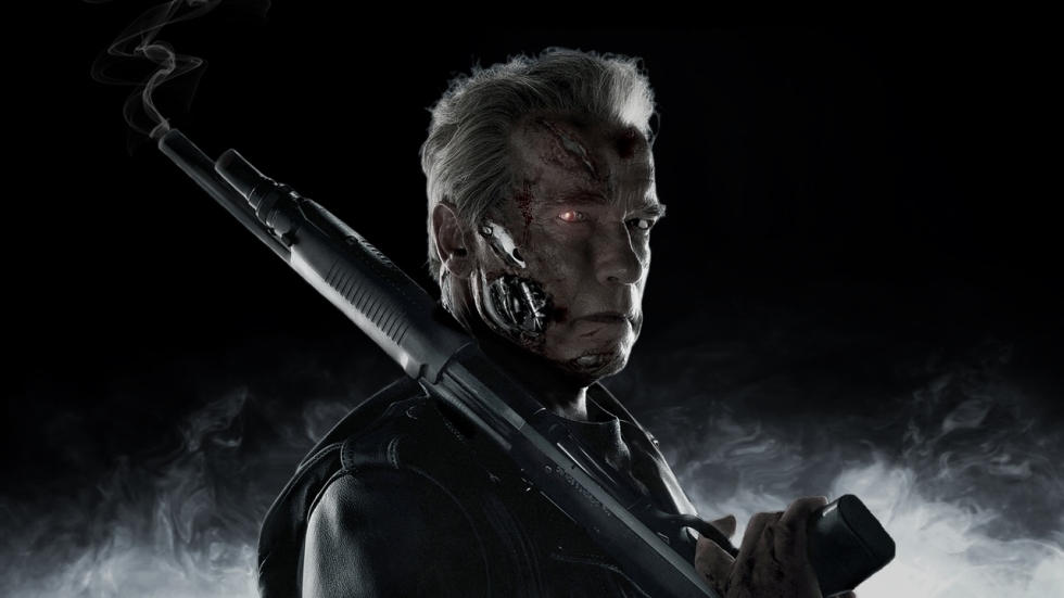 Arnold Schwarzenegger speelt mens in 'Terminator 6'