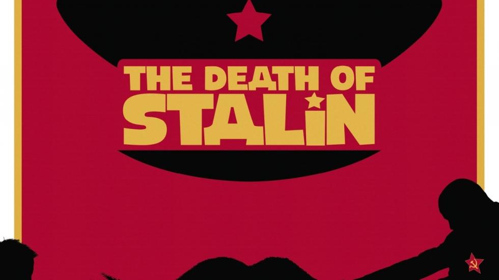 Komische trailer voor stripboekverfilming 'The Death of Stalin'