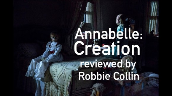 Kremode and Mayo - Annabelle: creation reviewed by robbie collin