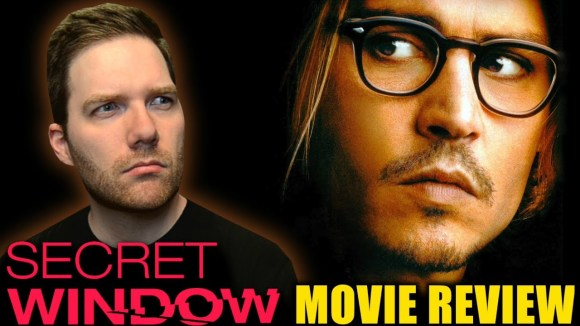 Chris Stuckmann - Secret window - movie review