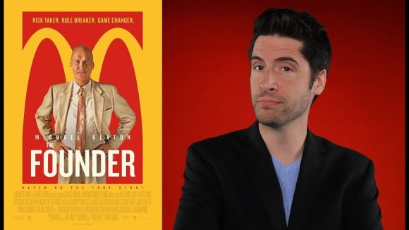 Jeremy Jahns - The founder - movie review