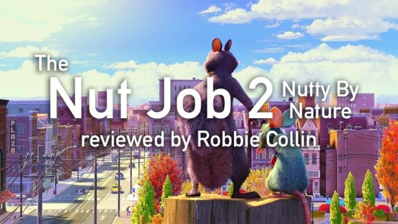 Kremode and Mayo - The nut job 2: nutty by nature reviewed by robbie collin