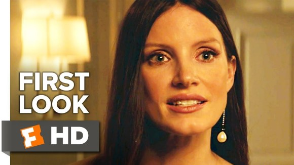 Molly\'s Game - first look
